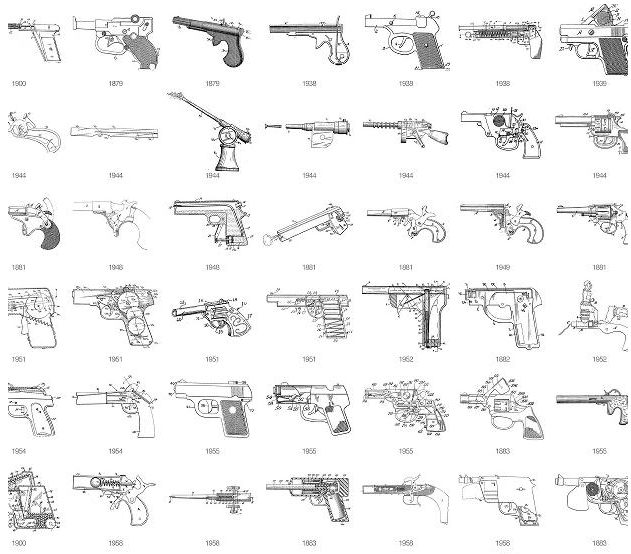 Toy Gun Patents
