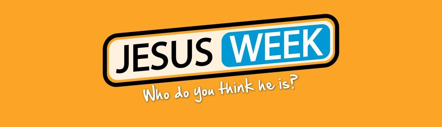 Jesus Week Title Slide