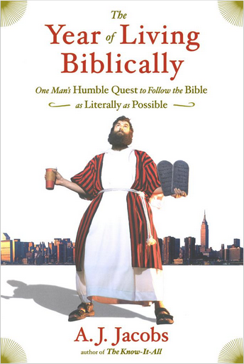 A Year of Living Biblically