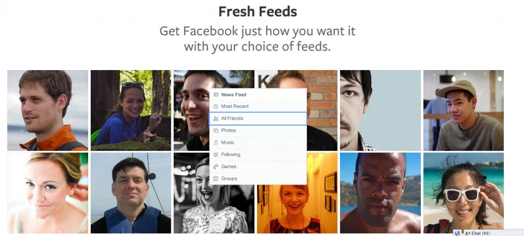 Fresh Feeds