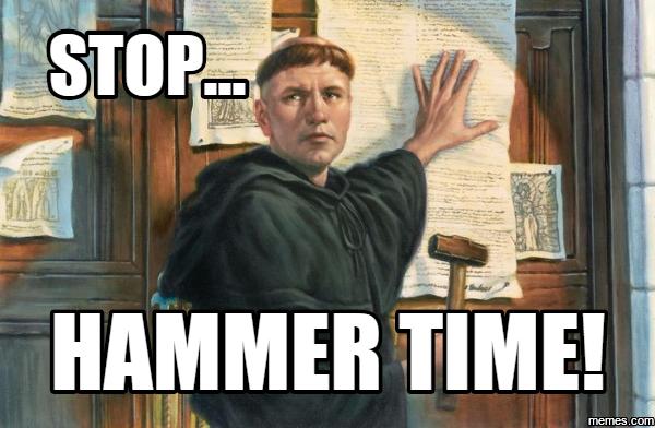 lutherhammertime