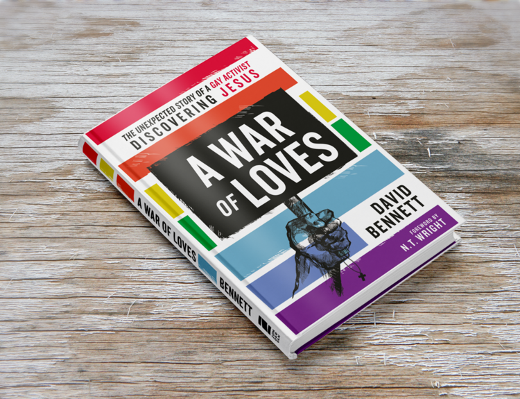 Review: A War of Loves: The Unexpected Story of a Gay Activist Discovering Jesus by David Bennett