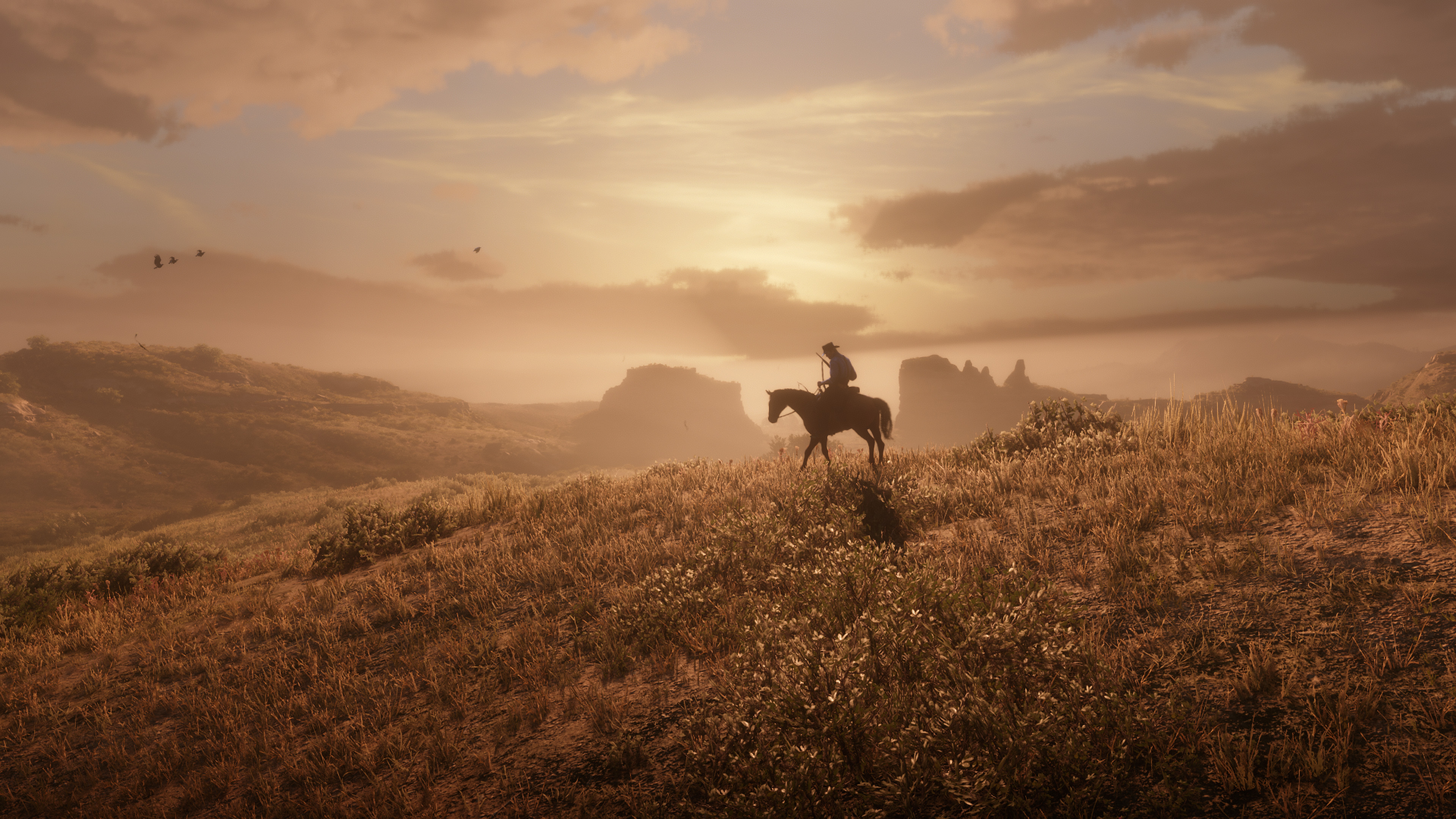 Hunting paradise in a haunted wild western world (or playing Red Dead Redemption 2, listening to Mumford and Sons, and watching The Ballad of Buster Scruggs)