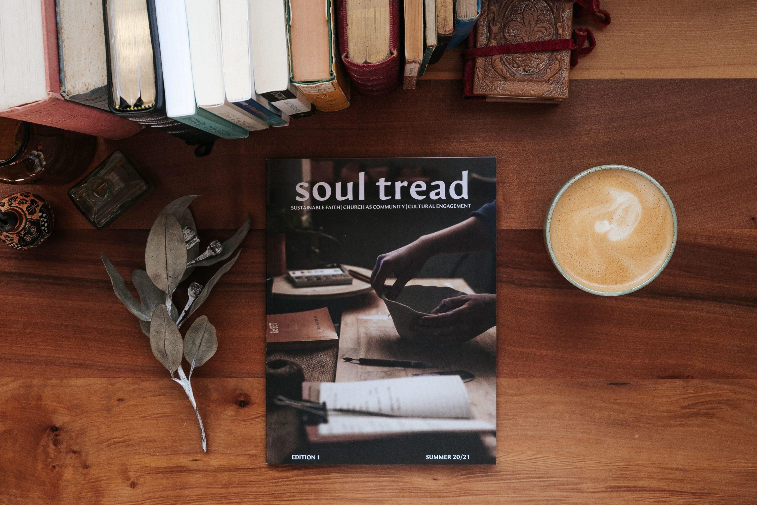 Support Soul Tread: a new Aussie publication