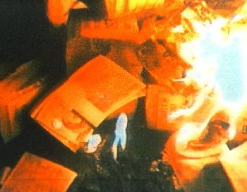 On Presbyterians preaching 'the whole counsel of God' while burning dollar bills